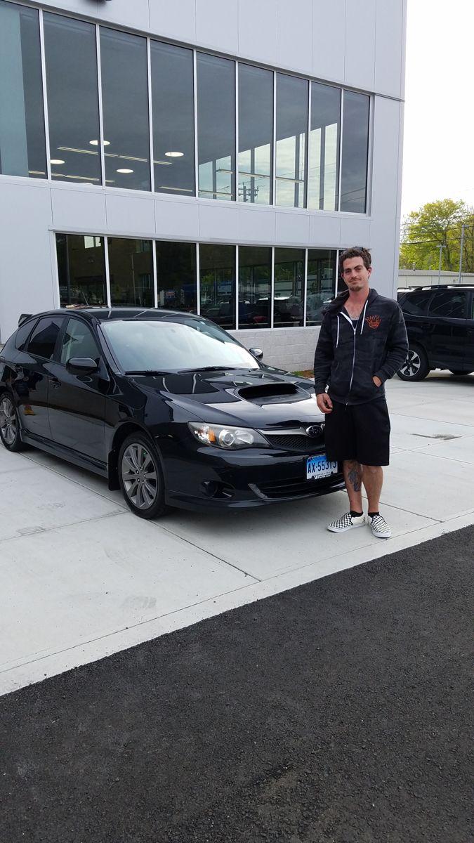 Congratulations 2009 Subaru Wrx Subaru Kia