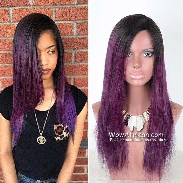 Look at the purple ombre hair, it's our new style hair. [CLW39] Do you love this purple wig girls? Check our site www.wowafrican.com  #Virginhair #Wowafricanhair #Wowafrican #Instagood #Humanhair #Natural #Wigs #Fulllacewigs #Brazilianhair #bundles #Girls #boys #gorgeous #beautiful #amazing #owsome #pretty #lovely #cute #Straighthair #wavehair #curlyhair #curl #darkred #Makeup #crazy #purplehair #ombrehair