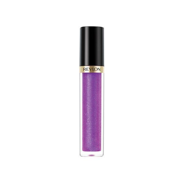 Revlon Super Lustrous Lipgloss found on Polyvore featuring beauty products, makeup, lip makeup, lip gloss, 2785-90926, sugar violet, moisturizing lip gloss, revlon lipgloss, lip gloss makeup and shiny lip gloss