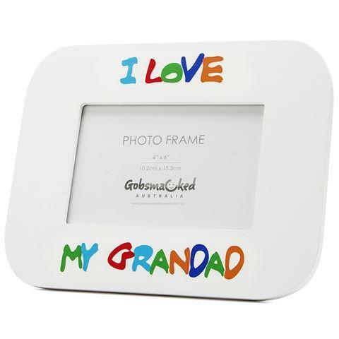 Gobsmacked - I Love My Grandad Frame