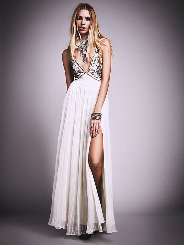 Golden Dawn Maxi from Free People!
