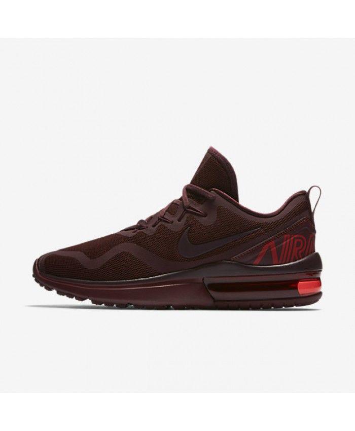 Nike Air Max Fury Dark Team Red Team Red Night Maroon AA5739