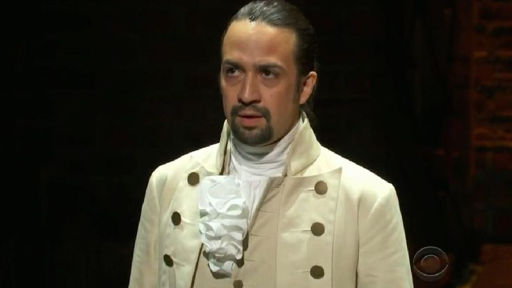 Watch Lin Manuel Miranda and the cast of Hamilton perform at the 2016 Grammys