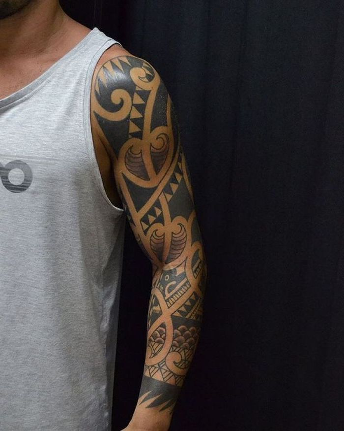1001 Examples Of Stunning Tattoos For Men With Meaning Arm