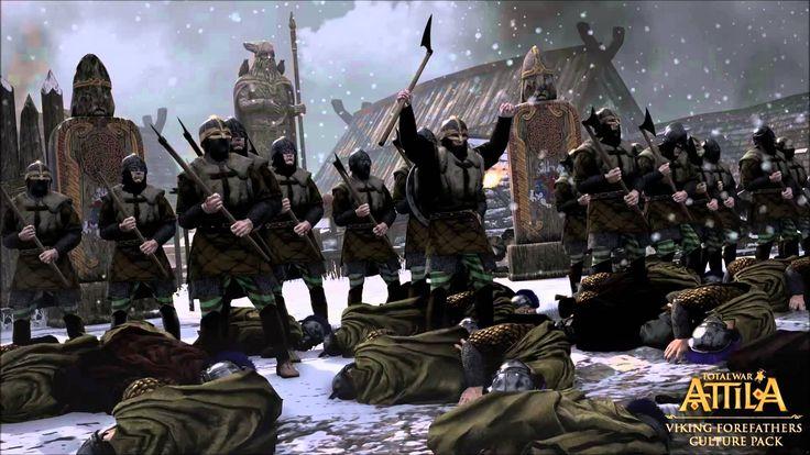 Total War: Attila Soundtrack - Barbarian Track 1