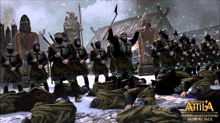 Total War: Attila Soundtrack - Barbarian Track 1