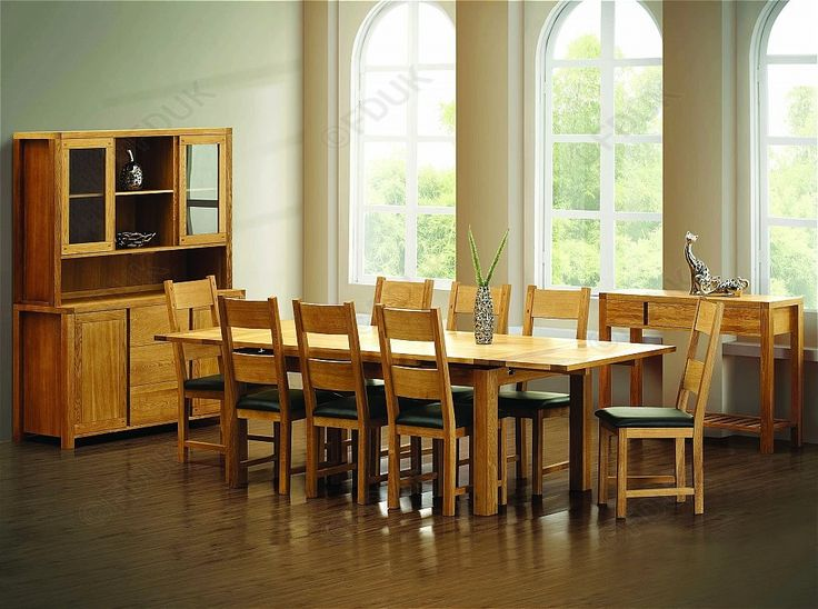 11 best 8 Seat Dining Sets images on Pinterest