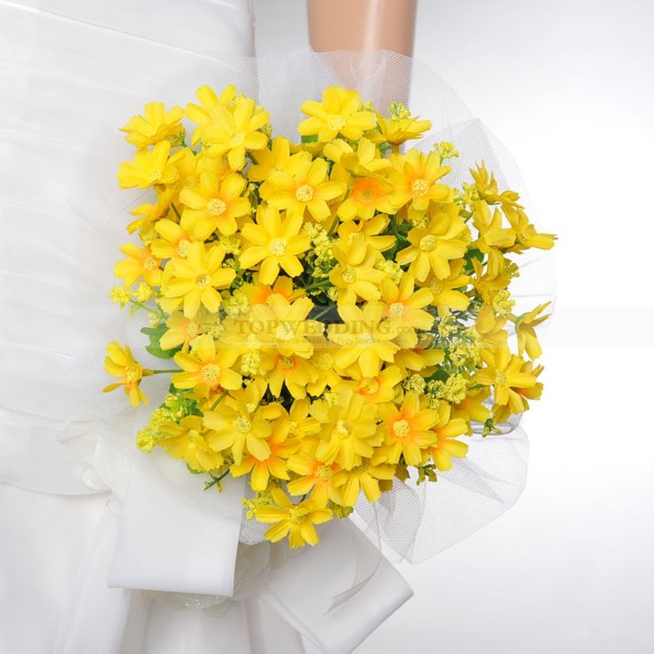 Best Yellow Wedding Flowers : Best ideas about yellow wedding style on