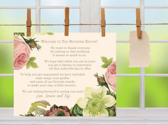 $20 for 20 welcome notes for hotel guest hospitality gift bag #BestWelcomeBags by http://www.bestwelcomebags.com #WhiteWedding #weddingPlanner #EventPlanner #WhiteWedding #WeddingWire #TheKnot #DavidsBridal #BestDayEver