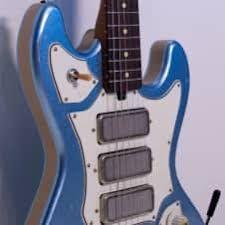 Image result for walsh guitars Nezer V1