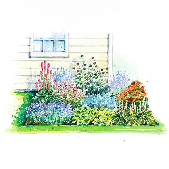 Beat-The-Heat Summer Garden