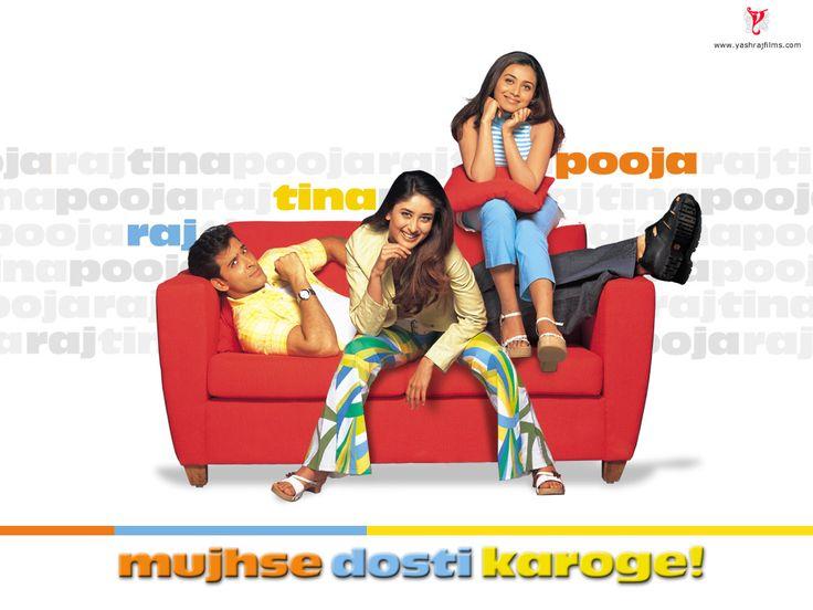 Mujhse Dosti Karoge! - Hrithik Roshan, Kareena Kapoor ...