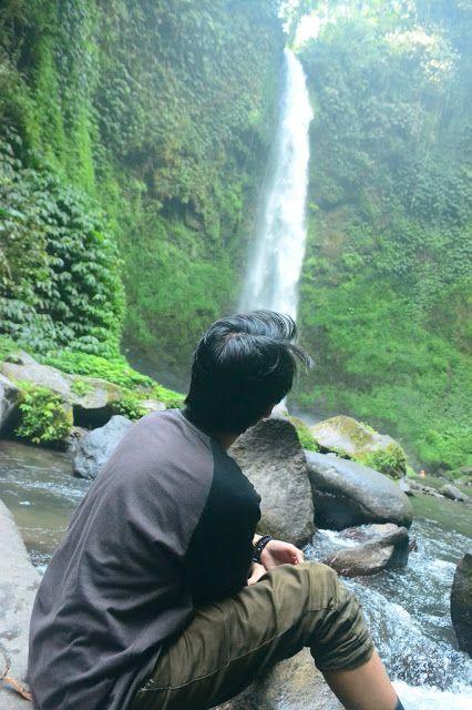 Bertemu dengan Nungnung Waterfall Badung, Bali   Rizaltaf.com   Life's for Sharing