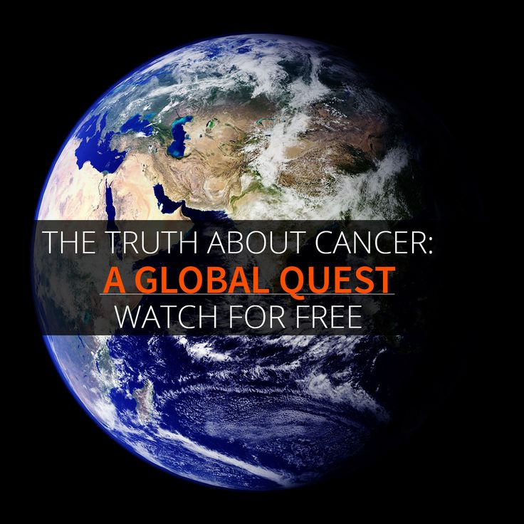 Watch the most anticipated event of the year right here for free. 131 doctors, scientists, and survivors share their secrets to preventing, treating and even beating cancer. Must see!