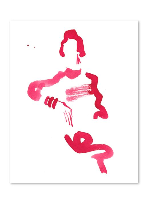 Diana Vreeland by Miyuki Ohashi, limited-edition prints on @buddyeditions