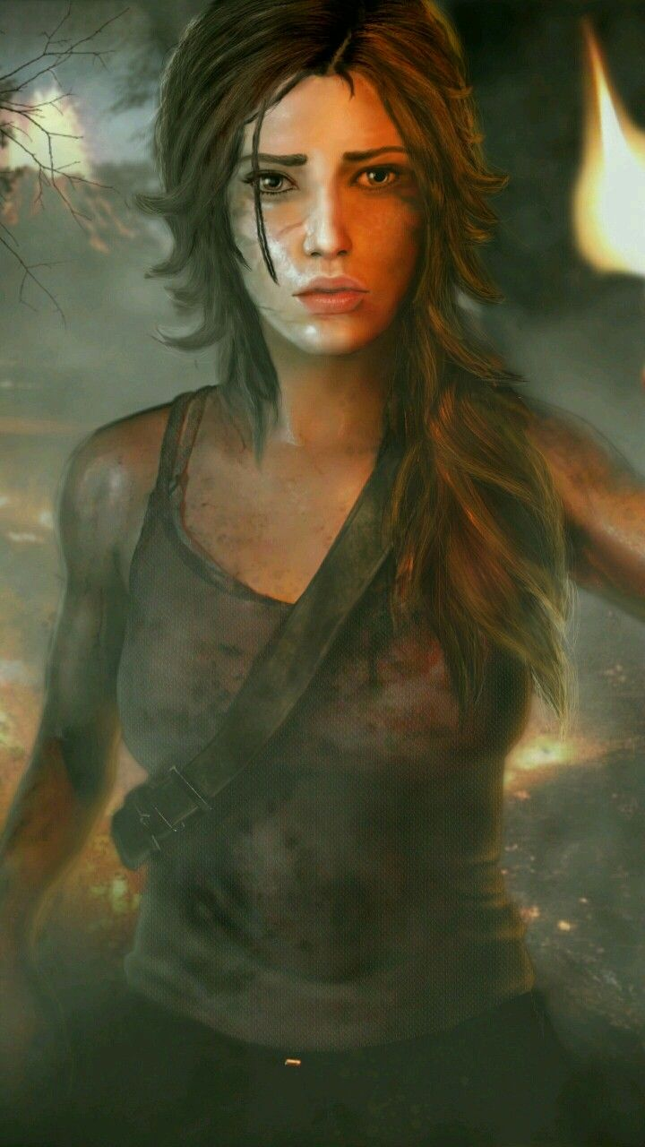 Lara Croft / Tomb Raider Reborn #TombRaider #LaraCroft