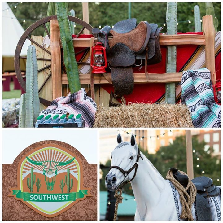 The Destination South Meetings Events Design And Planning Team Executed One Of Most EPIC Camp Themed At Centennial Olympic Park