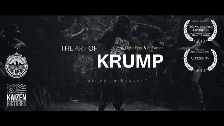 "The Art of Krump ""journey to heaven"" feat. TightEyez & E.R. on Vimeo"