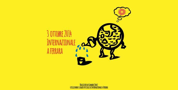 Primo giorno del Festival di #Internazionale #intfe http://samaracroci.wordpress.com/2014/10/03/primo-giorno-festival-di-internazionale-2014/