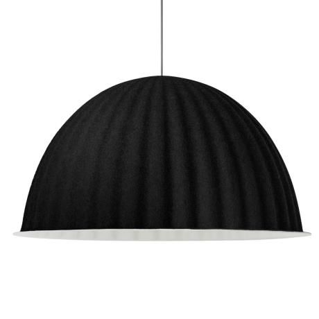 Hanging lamp Under The Bell, black