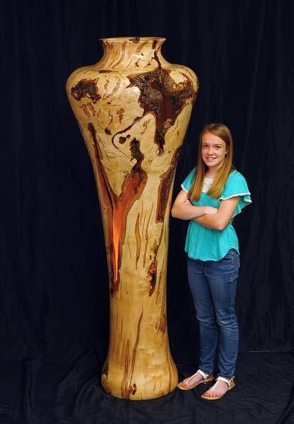 11 Best Vase Images On Pinterest Woodturning Turned Wood And
