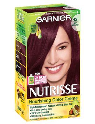Nourishing Color Creme 42 - Deep Burgundy
