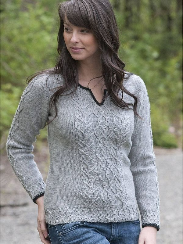 The 242 best Ladies Knitting Patterns images on Pinterest | Knitting ...