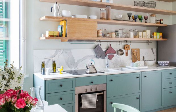 10 trucchi per pulire la cucina con l'aceto