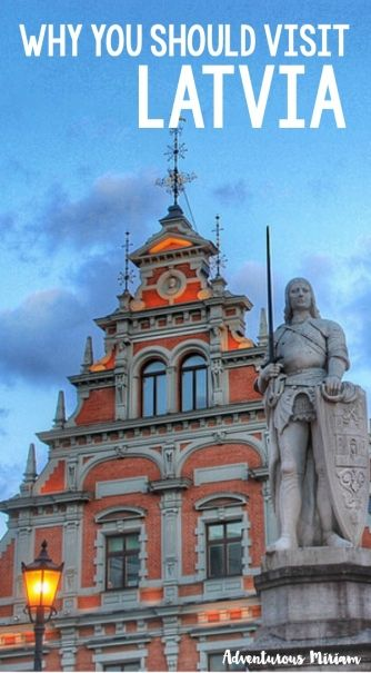 Latvia is one of the cheapest destinations in Europe. Here's everything you need to know to plan a budget trip to Riga, Latvia.  #riga #latvia #baltics