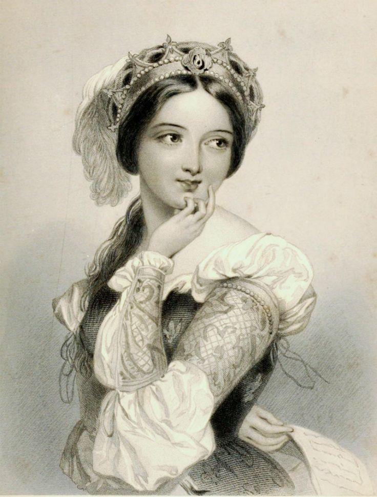Геннадий Сорокин - Героини Шекспира и Скотта. Английские гравюры 1820г. часть 2 ~ Блоги ~ Beesona.Ru