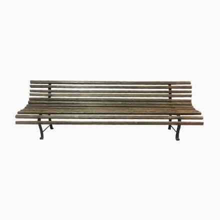 Antile Holz U0026 Metall Gartenbank Jetzt Bestellen Unter:  Https://moebel.ladendirekt.de/garten/gartenmoebel /gartenbaenke/?uidu003d881fd136 4026u2026