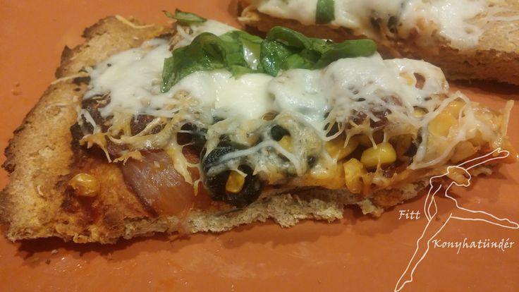 Lowcarb pizza | Klikk a képre a receptért!