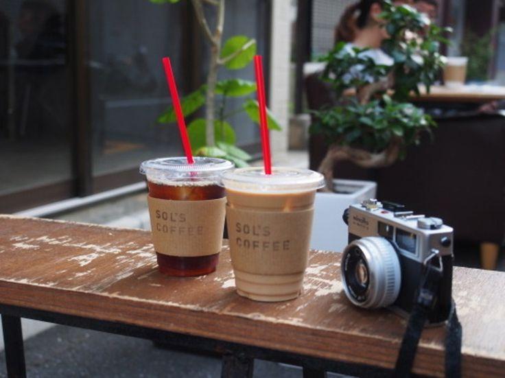 蔵前のコーヒーショップへ