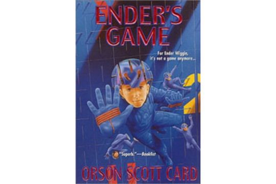 """10 books to read after the 'Hunger Games' trilogy - """"Ender's Game,"""" by Orson Scott Card - CSMonitor.com"""