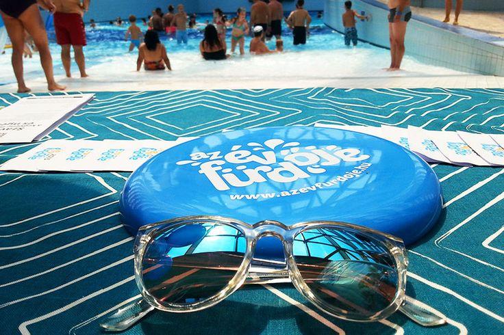 Annyira sütött a nap, hogy az Aquaworld fedett részén is szükségünk volt a napszemüvegre