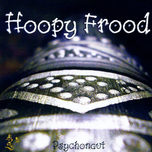 Psychonaut - Hoopy Frood. This goes beyond the accepted horizons of the psybient genre.  Hoopy frood, you might have never heard of them but after this release you will have. psychedelic ambient meets pink floyd. wow!. i wint keep banging on about it.  Suffice to say i am still blown away every time i hear it.  Traveling though all genres from psychedelic, ambient, chilled, electro, rock, ambient, folk and spiritual vocals, this is a multi-dimensional album.