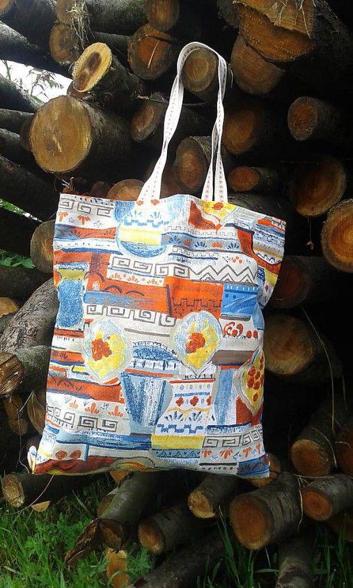 lienka97 / Nákupná taška Handmade