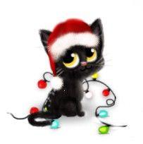 Bonnes vacances de Noël ! – Le blog de Chat noir