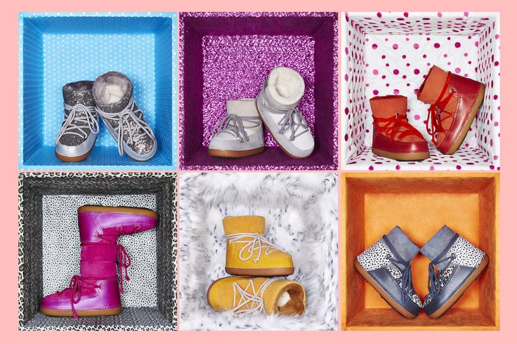 IKKII Boots Collage Collection 15/16