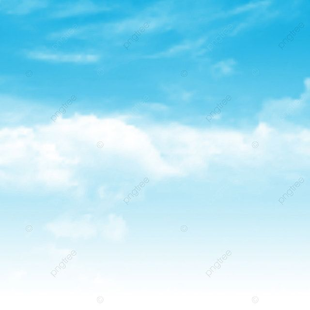 Realistic Blue Sky Background 0609 Sky Cloud Background Png And Vector With Transparent Background For Free Download Blue Sky Background Poster Background Design Background Images For Editing