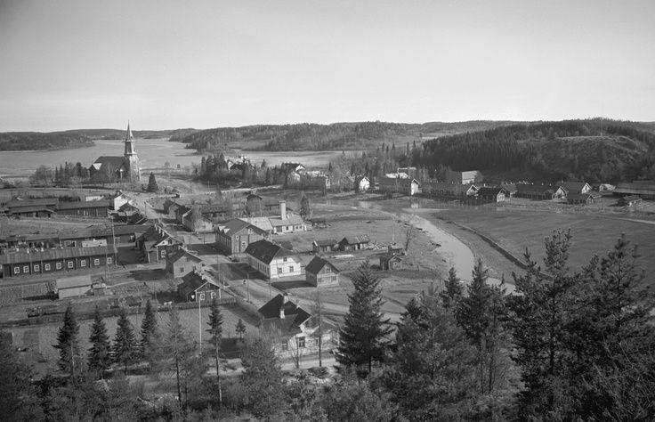 Kurkijoki, today on the Russian side of border