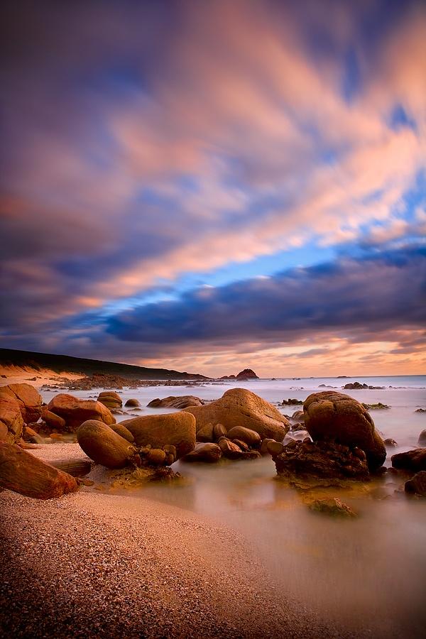 Cape Naturaliste, photograph by Christian Fletcher
