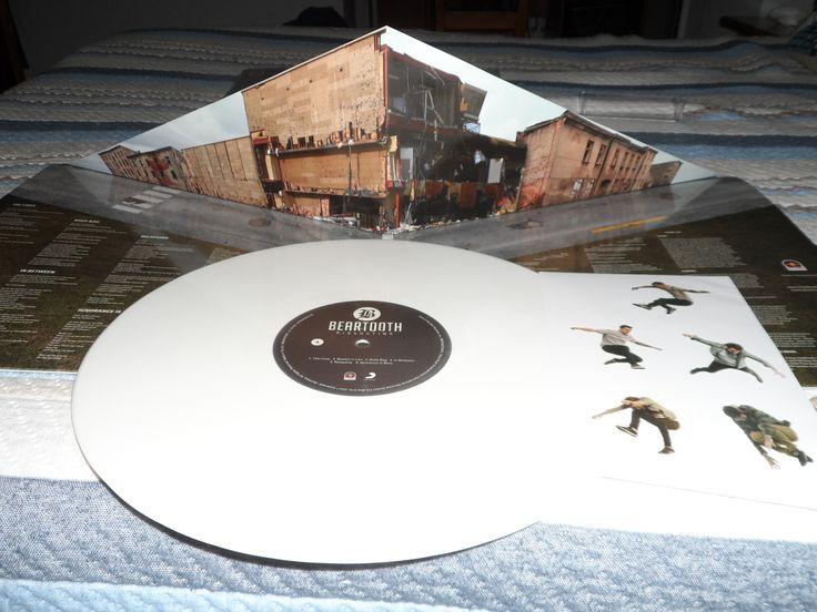 Beartooth - Disgusting. LP.