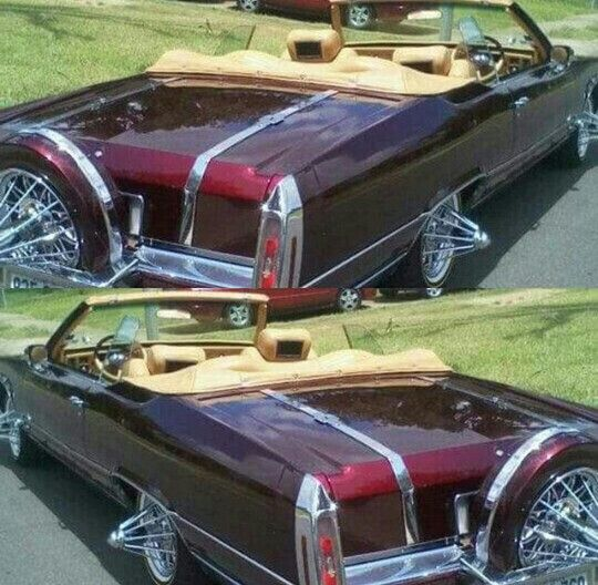 Pin By Lina Morrow On Slabs And Swangers Cadillac Coupe