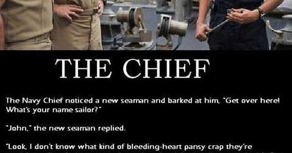 Navy chief, Navy and Names on Pinterest
