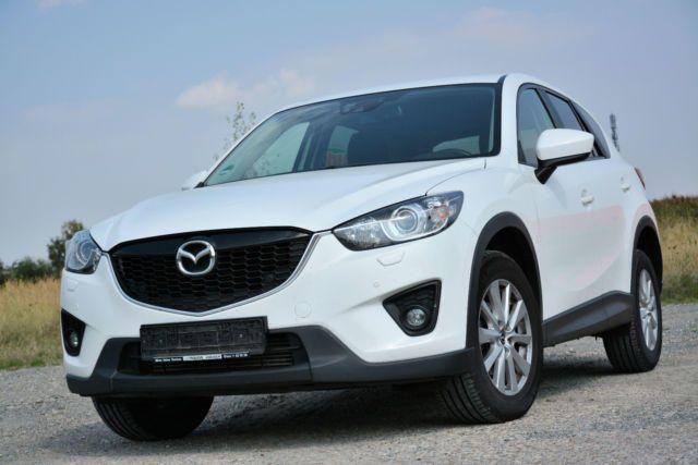 Mazda Cx 5 Sendo 2wd Bixenon Navi Bose Klima Ad Blue Weiss Mazda Diesel Blue
