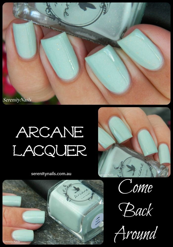 Arcane Lacquer- Come Back Around. The Two Tone Collection