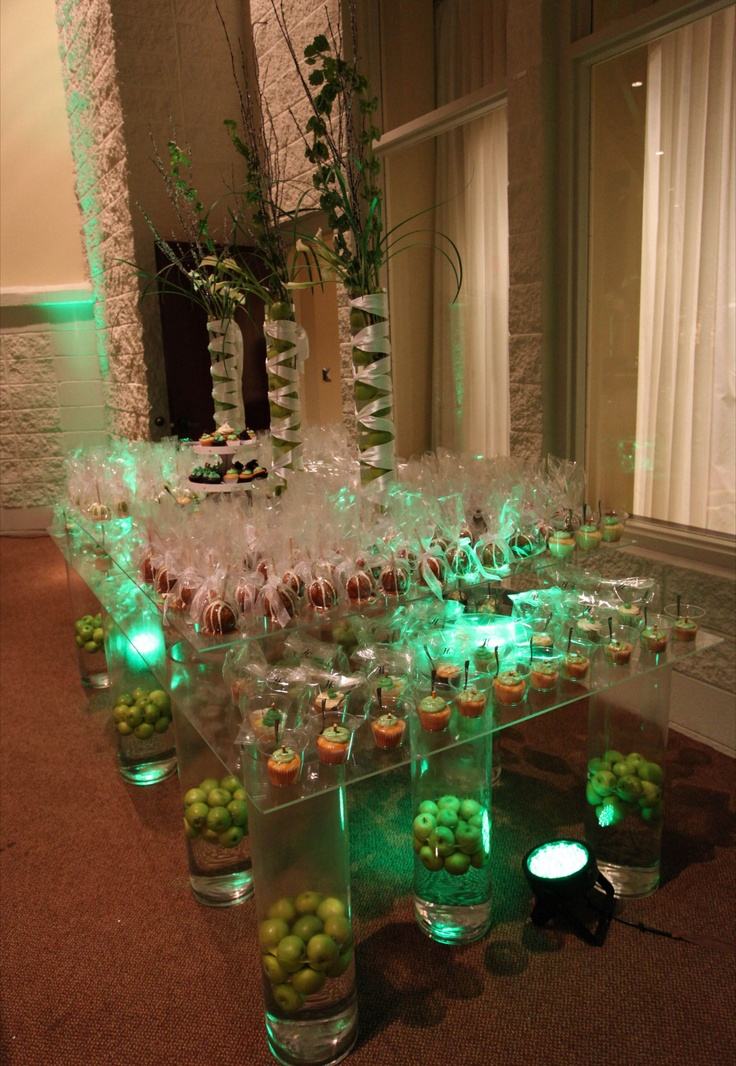 #reception candy buffet #wedding #unique reception favors #idea #candy table  #candy station  #dessert table