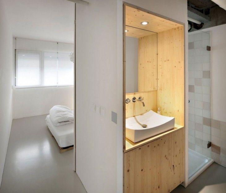 Bathroom Exclusive White Small Bathroom Design On Attic Exciting Attic Bathroom Design Inspiration - pictures, photos, images