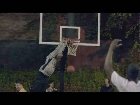This is an awesome video prank where NBA star Kyrie Irving dresses as an old man and goes to a street basketball game, stunning everyone there at how well the old man can play. It was very well executed. Be sure to repin!